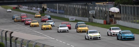 Scirocco Cup China